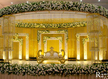 Abm decorators alleppey kerala wedding stage decoration arches our gallery junglespirit Image collections